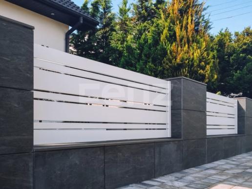 Realizacja ogrodzenia PREMIER